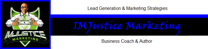 Dave Smith and IMJustice Marketing signature